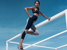 Sport with style is here. #NETASPORTER has arrived on NET-A-PORTER.COM