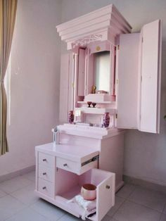 dream butsudan for my dream home. :)