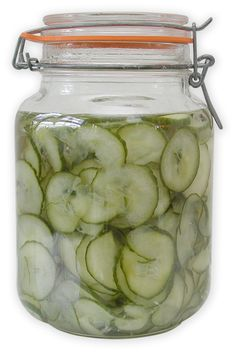 Agurkesalat (Danish Cucumber Salad)