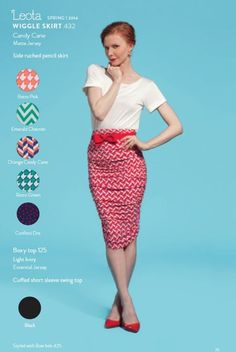 Patterns and colours Orange Candy, Boxy Top, Bow Belt, Swing Top, Spring 2014, Black Tops, Chevron, Colours, Patterns