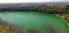 http://ru.esosedi.org/NI/MN/1000464321/laguna_tiskapa/  Лагуна Тискапа – #Никарагуа #Манагуа (#NI_MN) Природный заповедник в черте города. Озеро окруженное парком