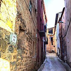 Carrer Nou de Vilamitjana☀ New Street  in #Vilamitjana #Tremp  #pallarsJussà  #catalunya #pueblos #smallvillages