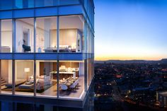 Downtown's Metropolis megaproject unveils eight new penthouses - Curbed LA