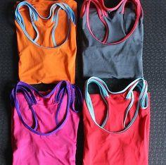 Women-Fitness-Body-Building-Gym-Tank-Top-Yoga-Aerobics-Sports-Workout-Shirts