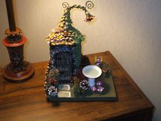 Handmade Fairy House by Rambrosius Gifts