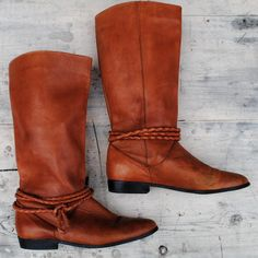 Cheap Adorable Wide calf boots on Sale @ Wideshaftboot Wide Calf Boots, Vintage Boots, Boots For Sale, Autumn Inspiration, Custom Shoes, Crazy Shoes, Leather Cord, Cool Kids, Riding Boots
