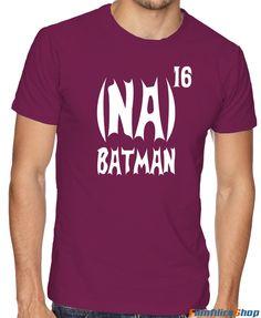 Camiseta Batman Nanananana, inspirada en la mítica serie de los 60. Diseñada…
