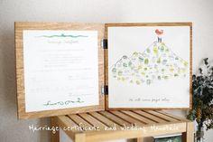 ウェディングツリーの木以外のデザインまとめ | marry[マリー]