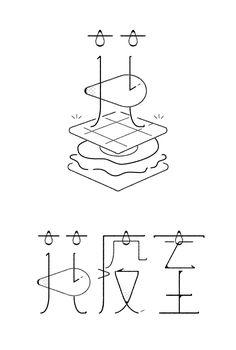 花疫室-Picnic Day|Backing paper on Behance
