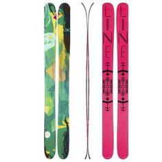 Line Pandora Skis - Women's 2014