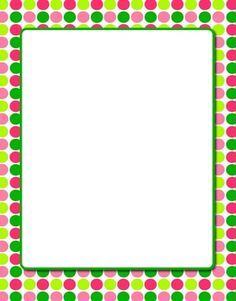 printable colorful border use the border in microsoft word or other rh pinterest com Border Clip Art Gray Frame Clip Art