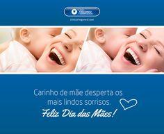A Mglcom desenvolveu uma campanha de Dia das Mães para a Clínica Fregonesi de Odontologia. A agência criou um anúncio para mídia impressa e uma publicação para a fan page da clínica no Facebook. Confira: http://mgl.li/7ah7