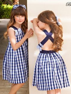 Minus the bows Little Dresses, Little Girl Dresses, Girls Dresses, Flower Girl Dresses, Summer Dresses, Outfits Niños, Outfits For Teens, Lazy Outfits, Baby Girl Fashion