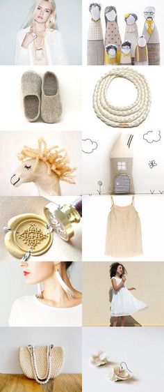 Pale Softness by DecadesOfVintage on Etsy--Pinned with TreasuryPin.com