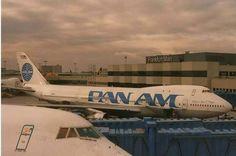 Pan Am B747.