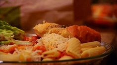 Cara's Spaghetti and Mean-Balls | My Family Recipe Rocks! | Main Course | The Live Well Network