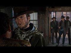 "For a Few Dollars More - Clint Eastwood's Entrance (1965 HD). ""For a Few Dollars More"" (Italian: Per qualche dollaro in più) is a 1965 Italian spaghetti western film directed by Sergio Leone and starring Clint Eastwood."