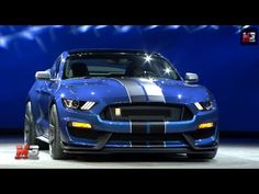 NEW #FORD MUSTANG #SHELBY GT 350R 2015 - PREMIERE #NAIAS #DETROIT AUTO SHOW ...