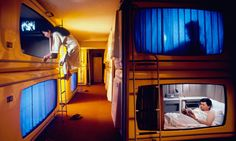 This is a rarity in that it offers both standard rooms and small pods for men and women to sleep in. Capsule hotels are often men-only, due to the risks for women staying in places with questionable clientele. However, the Asakusa guarantees safety and is located in a part of town that is much quieter once the sun goes down. The hotel is in a decent location for visitors looking to explore the Shitamachi (downtown) area of the city. Capsules from around £20, doubles from £50