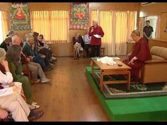 Day 1 - Former Dharamsala Residents Meet with the Dalai Lama