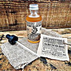 De classic Baardolie van Honest Amish