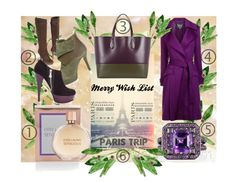 """Merry Wish List"" by laurie-molly-downs on Polyvore"