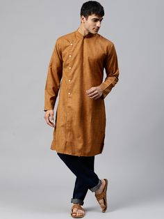 Shop Latest Fashion for Women and Men Online from Fashion websites and clothing Brands in 1 place! Buy trendy clothes and accessories. Kurta Men, Sherwani, Kurta Designs, Men Online, Groom Dress, Ethnic Fashion, Mustard Yellow, Latest Fashion For Women, Trendy Outfits