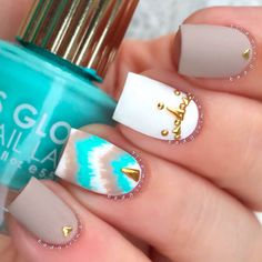 Perfect Nails Art Ideas to Spruce Up Your Look ★ See more: https://naildesignsjournal.com/perfect-nails-art-ideas/ #nails