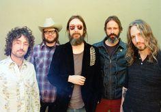 Hear Chris Robinson Brotherhood's Trippy New Rocker 'Shore Power'   Rolling Stone