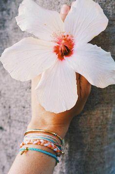 Hibiscus   Pura Vida Bracelets