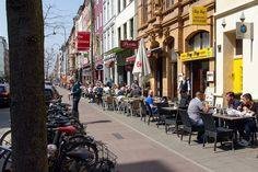 Aachener Strasse.