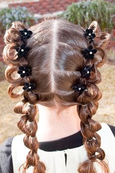 super cute websites with tons of crazy and cool hair dos