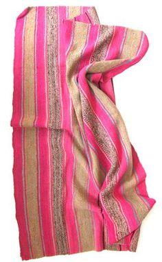 Bolivian frazadas (textiles)