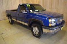 2003 Chevrolet Silverado 1500 LS | eBay Motors, Cars & Trucks, Chevrolet | eBay!