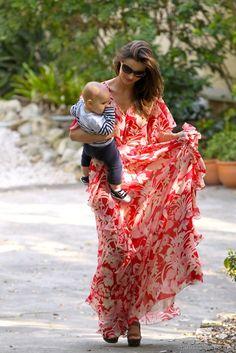 Ah that dress! Miranda Kerr