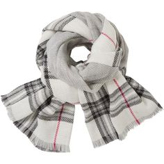 John Lewis Cashmink Double Faced Wrap, Cream Mix (2.995 RUB) ❤ liked on Polyvore featuring accessories, scarves, fringe scarves, wrap shawl, reversible scarves, cream shawl and striped scarves