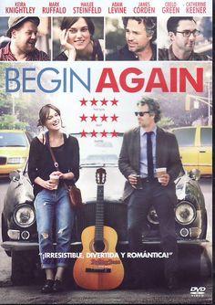 Begin again [Vídeo-DVD] / escrita y dirigida por John Carney