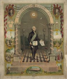Freemasonry·George Washington's Mount Vernon