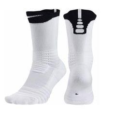 23aaeffe0 NIKE Dri-Fit Elite Versatility Basketball Crew Socks Men (8-12) Women  (10-13)   eBay