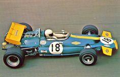 1970 Jack Brabham (Brabham BT33 - Ford)
