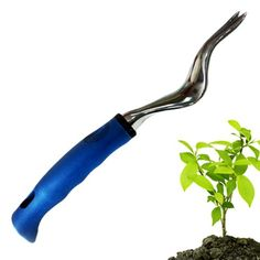 Garden tools weeder for removing weeds by GUP Gardening offers ergonomic garden weeding and digging. Use our lawn care tools to make gardening and landscaping more comfortable! $ 7.99 Gardening Product Features HOW WE ARE DIFFERENT: GUP Gardening weeder is built to last. It is one piece of solid aluminum that wont bend or break. Cheaper yard tools tend to wear out over time. SUPERIOR DESIGN: It features an ergonomic rubber handle that fi ..
