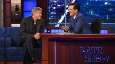 """""""Tell It Like It Is"""" Talk Show: TV Review: 'The Late Show With Stephen Colbert'"""