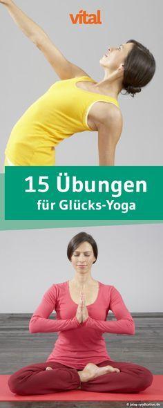 Gut drauf vom Frühling bis zum Winter! Mit unserem Jahreszeiten-Yoga klappt's. Die auf den Rhythmus der Natur abgestimmten Übungen bringen Harmonie un