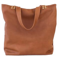 This tote fits everything!