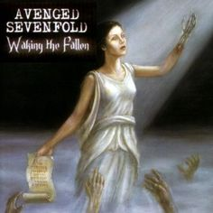 "Avenged Sevenfold ""Waking the Fallen""   2nd Album- Inside cover. My favorite album"