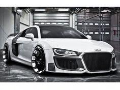 Audi R8: Tuning von Regula