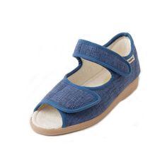 c4eccc06d586 Deana Ladies Ultra Wide Lightweight Sandal 6E