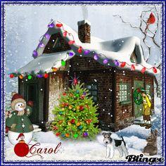 Christmas Carol Name Tag Christmas Jokes, Grinch Christmas, Merry Christmas To All, Christmas Carol, Christmas Stuff, Diy Christmas, Free Animated Christmas Cards, Animated Christmas Pictures, Magical Pictures