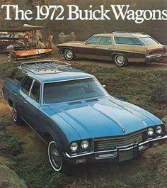 Buick Wagon 1972