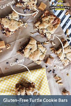 ... gluten-free chocolate chip cookie mix! An irresistibly, easy treat